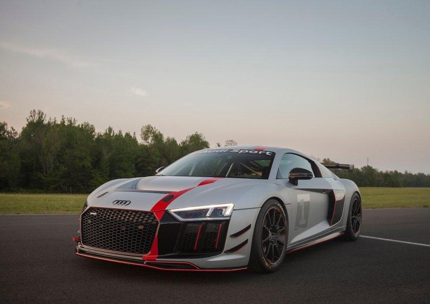 Audi R8 LMS GT4©Audi