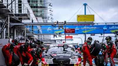 Audi Team Phoenix,Motorsports: DTM Nuerburgring 2019 ©Hoch Zwei, Hankook