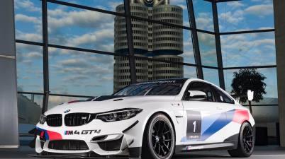 BMW M4 GT4 @BMW Motorsport