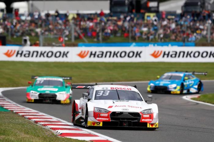 René Rast (GER), Audi,DTM Brands Hatch 2019 ©DTM