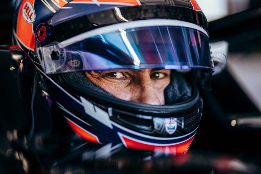 Gary Paffett Mercedes Formel E ©Mercedes,Sebastian Kawka