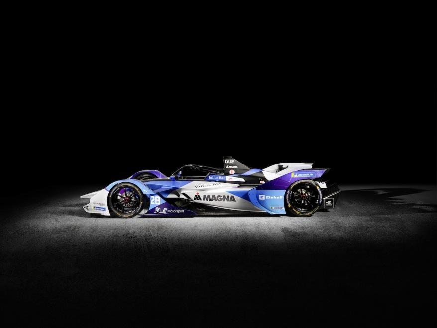 BMW i FE20 FE ©BMW
