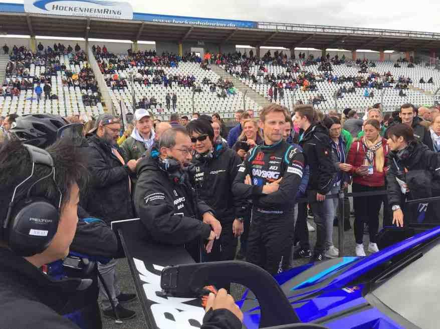 Jenson Button Honda ©EHirsch