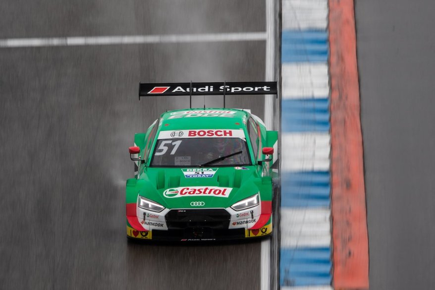 Nico Müller (SUI), Audi, DTM Hockenheim Finale 2019 ©DTM