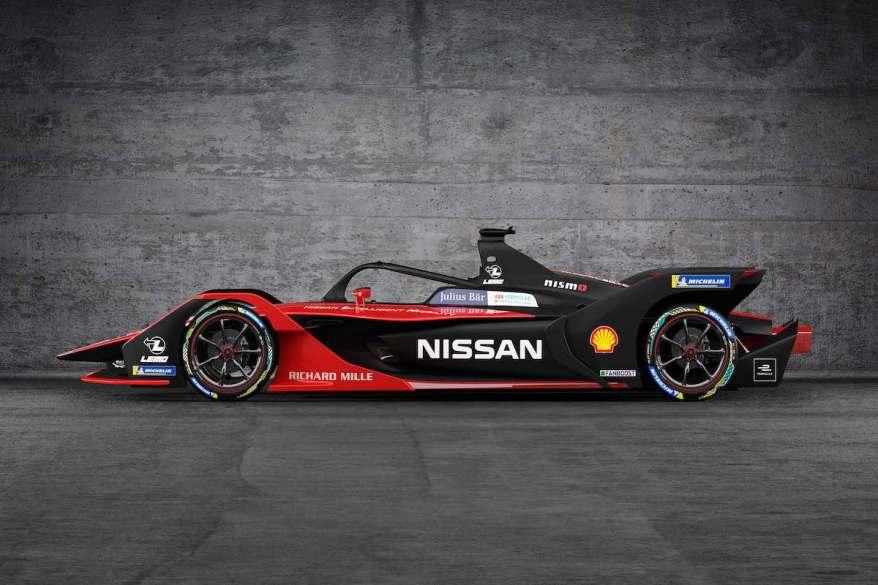 Nissan Livery für S6 ©Nissan