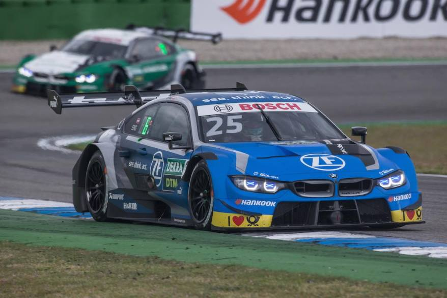 Philipp Eng (AUT), BMW Team RMR,DTM Hockenheim 5.5.2019 ©BMW