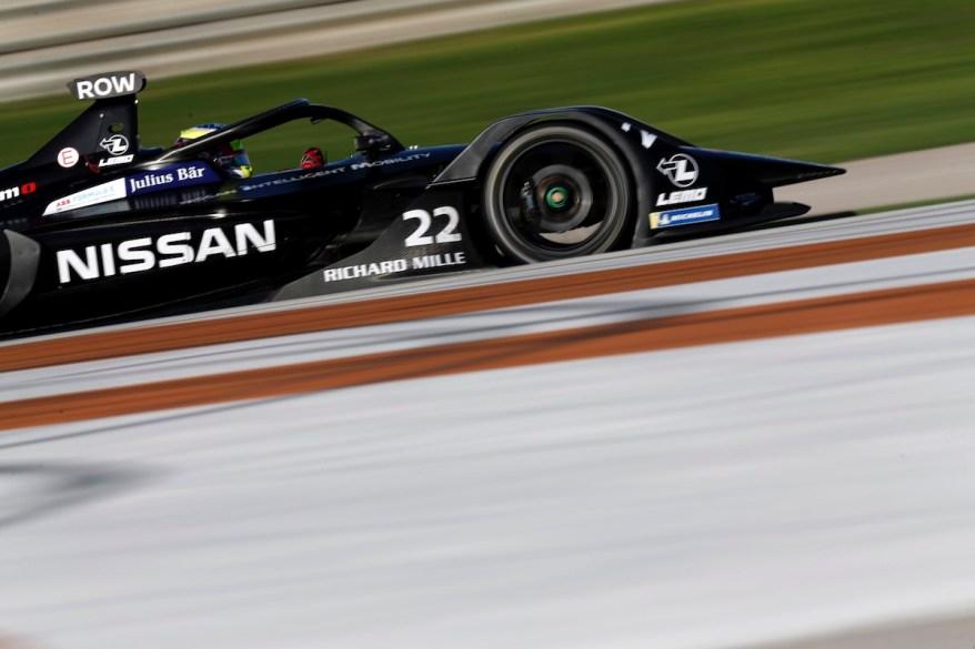Oliver Rowland, Nissan e.Dams ©FiaFormulaE