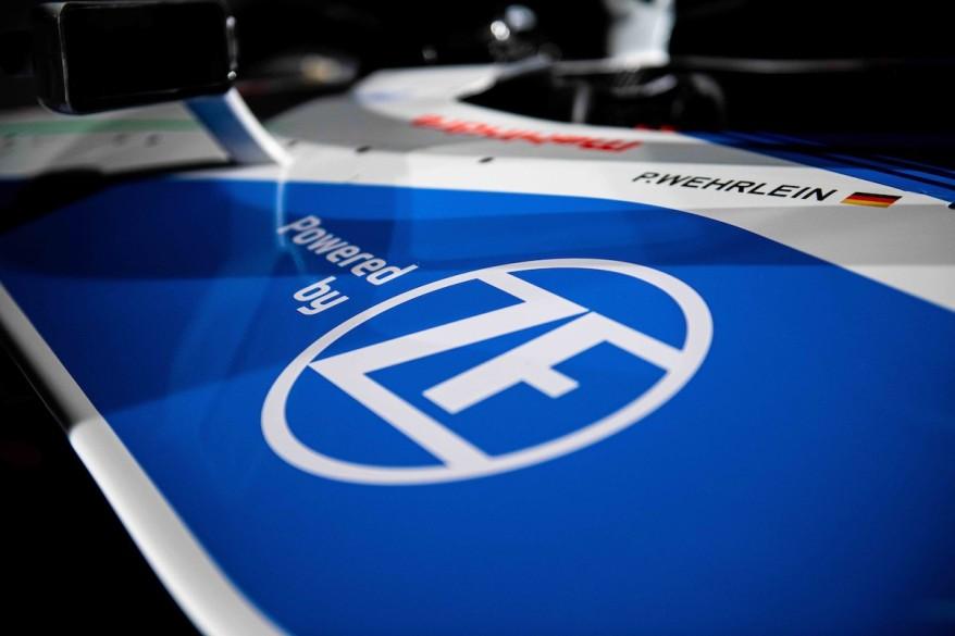 ZF und Mahindra Mahindra Racing / Lou Johnson, Spacesuit Media