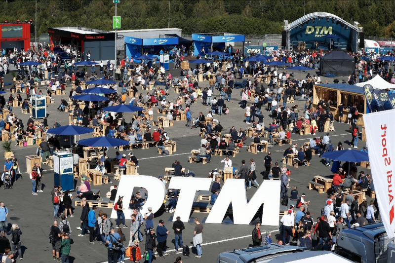 DTM Fan Village ©DTM