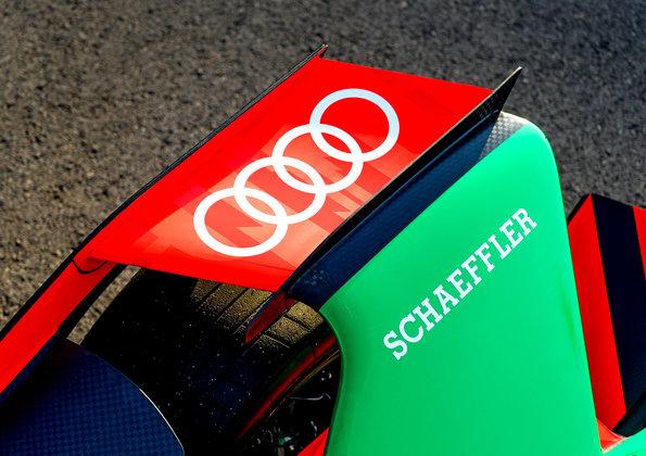 Audi e-tron FE06 und Schaeffler ©Audi