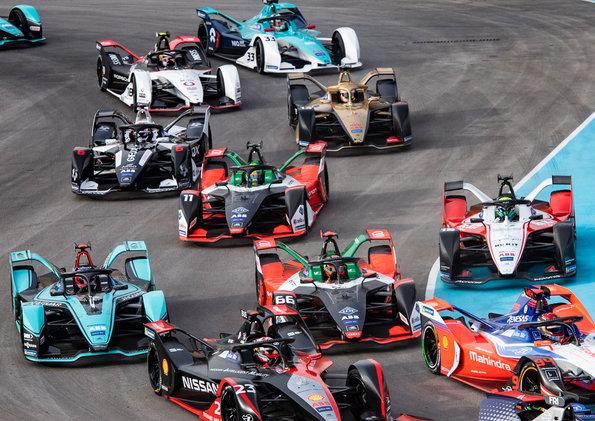 Audi,Formula E, Diriyah E-Prix 2019 ©Audi