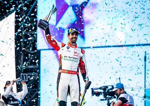 Lucas di Grassi,Formula E, Diriyah E-Prix 2019 ©Audi