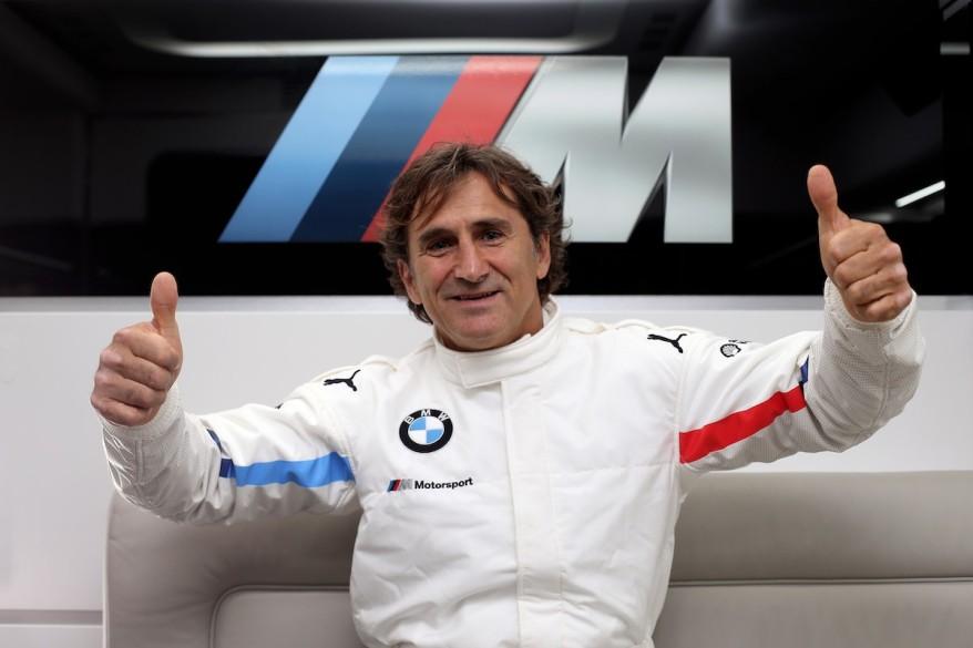 Alex Zanardi BMW ©BMW