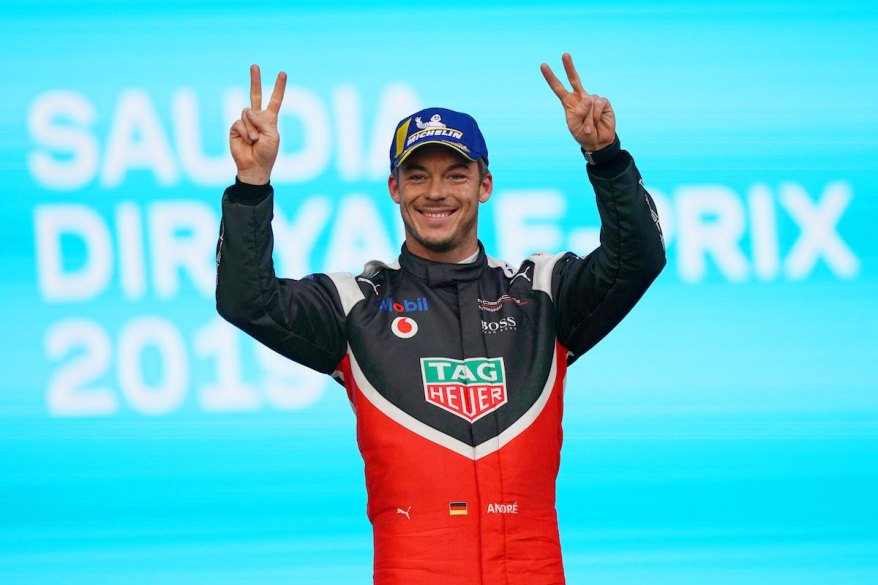 Andre Lotterer (DEU), Tag Heuer Porsche ©courtesy by FormulaE