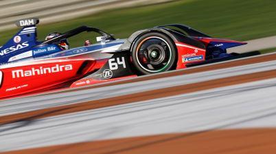 Jerome d'Ambrosio (BEL), Mahindra Racing, M6Electro ©FiaFormulaE