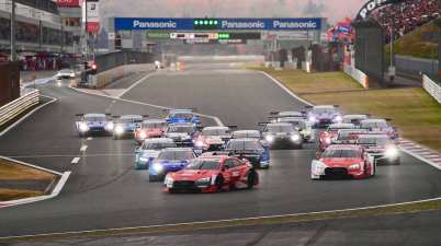 SUPER GT x DTM Dream Race ©Super GT
