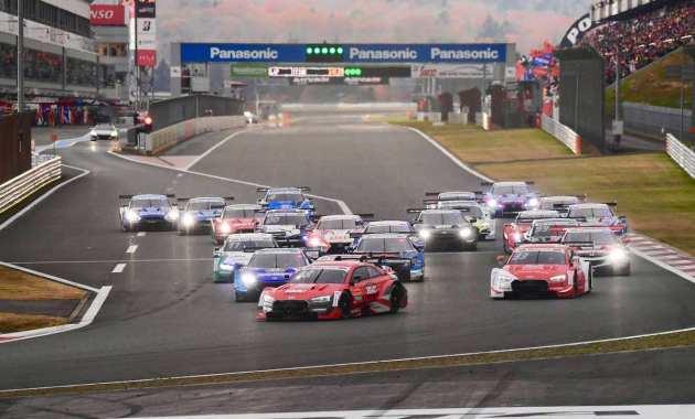 SUPER GT x DTM Dream Race ©Super GT
