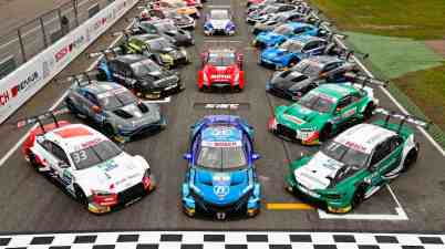 DTM und Super GT gemeinsam beim Dream Race, ©DTM
