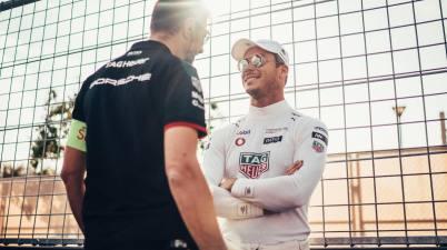 Andre Lotterer Porsche ©Porsche