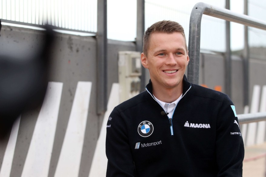 Max Günther BMW i Andretti Motorsport ©Guenther