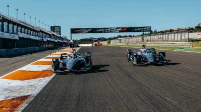 Mercedes EQ Formel E, Valencia ©Mercedes,Sebastian Kawka