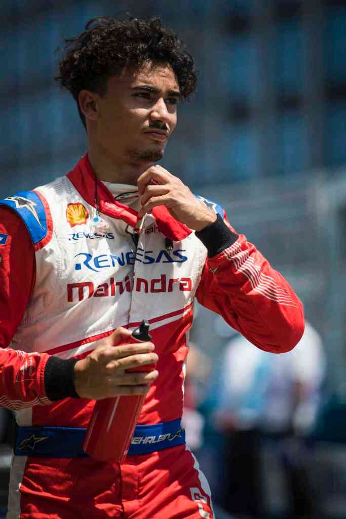 Pascal Wehrlein (DEU), Mahindra Racing, M6Electro ©FIAFormulaE