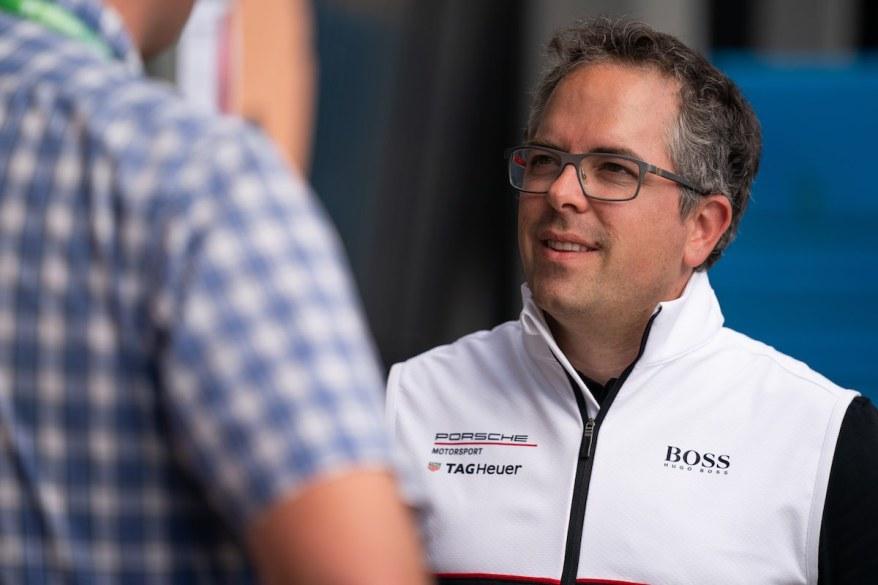 Pascal Zurlinden, Porsche ©Porsche