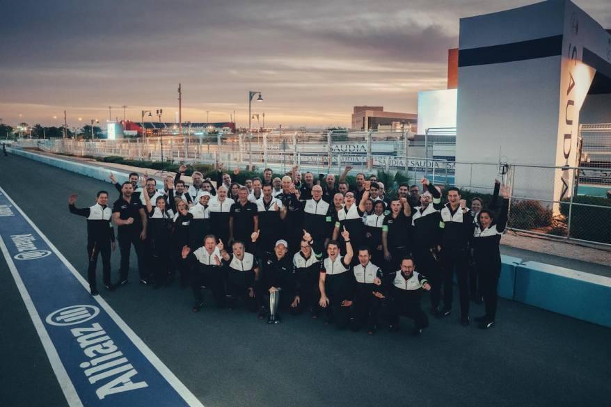 Porsche Formel E Crew ©Porsche
