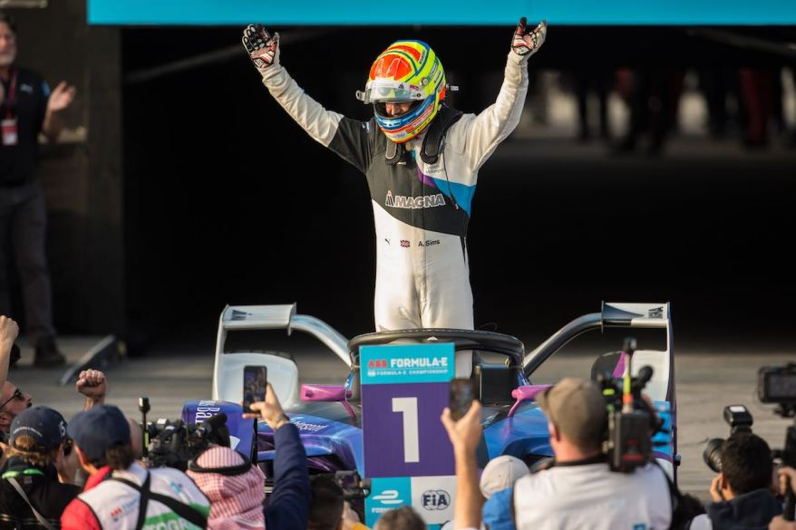 Sieger Alex Sims BMW ©BMW