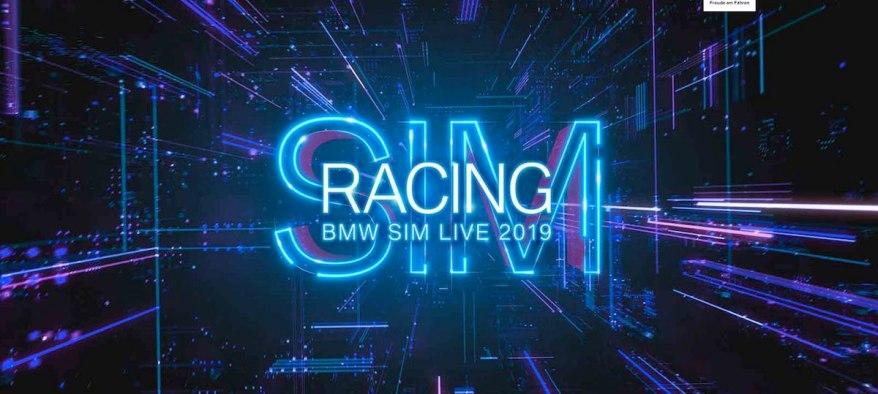 BMW Sim Live 2019 ©BMW