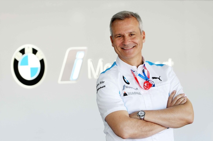 Jens Marquardt BMW Motorsport Direktor ©BMW