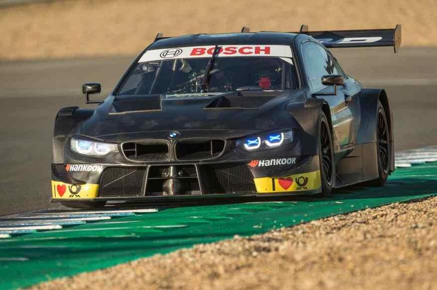 Kubica im BMW M4 DTM©BMW