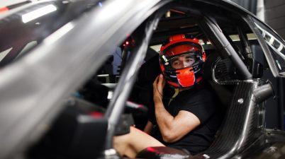 Munich (GER), BMW M Motorsport, Robert Kubica (POL), BMW Motorsport Simulator @BMW