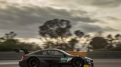 Robert Kubica im BMW M4 DTM in Jerez ©BMW