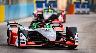 Formula E, Diriyah E-Prix 2019, Daniel Abt ©Audi