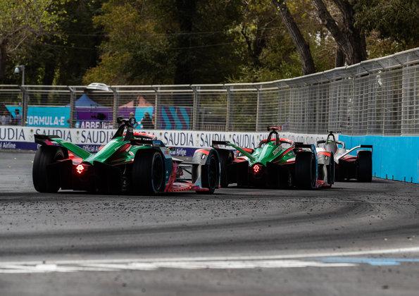 Lucas di Grassi Audi e-tron FE06, Formula E, Santiago E-Prix 2020 ©Audi