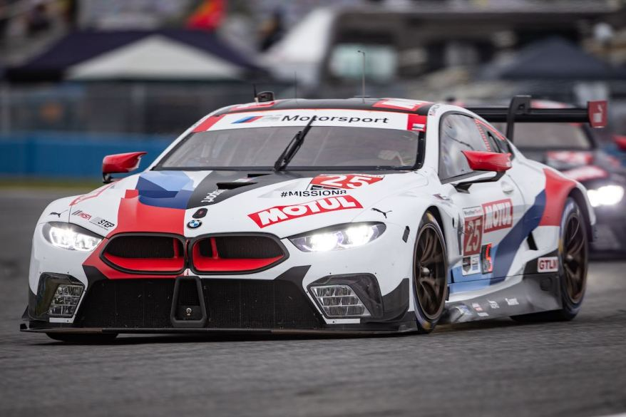 BMW M8 GTE Eng,Spengler ©BMW