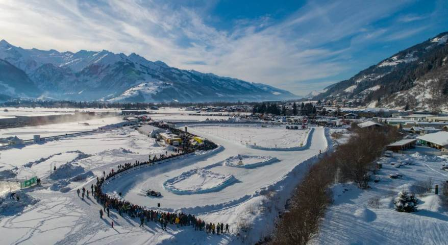 GP Ice Race 2019 ©VW