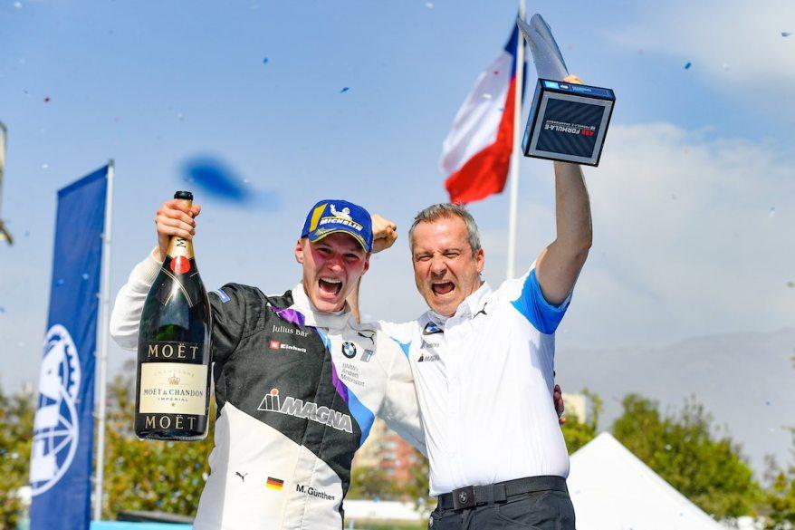 Maximilian Günther (DEU), Jens Marquardt, BMW I Andretti Motorsports, 1st position, ©courtesy by Formula E