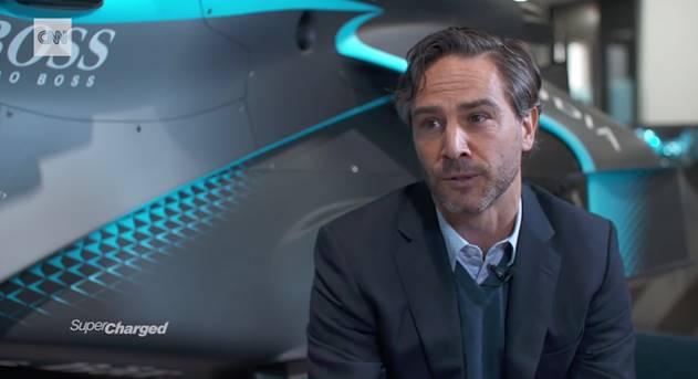 Jamie Reigle Formel E@CNN
