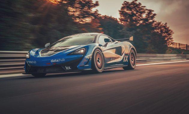 McLaren 570S @Team GT