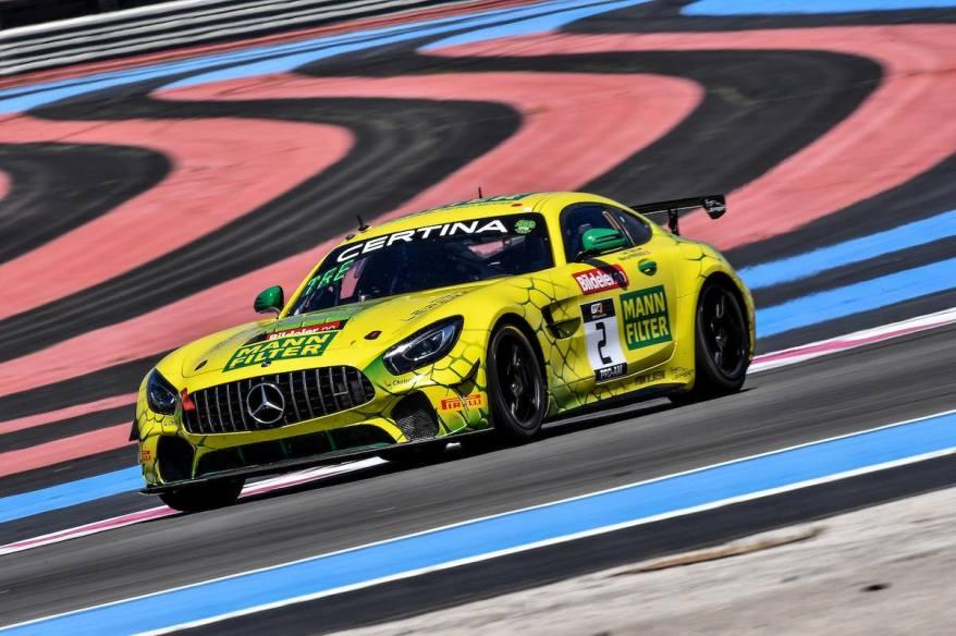 Mercedes AMG ©Leipert Motorsport , DTM