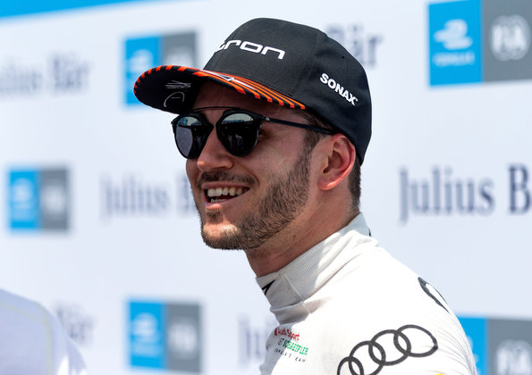 Daniel Abt,Formula E, Santiago E-Prix 2020©Audi