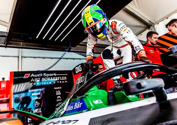 Lucas di Grassi,Formula E, Santiago E-Prix 2020 ©Audi
