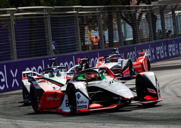 Daniel Abt,Formula E, Santiago E-Prix 2020 ©Audi