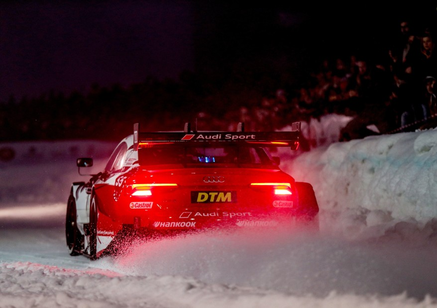 Audi Sport RS 5 DTM #33 (Audi Sport Team Rosberg), René Rast ©Audi