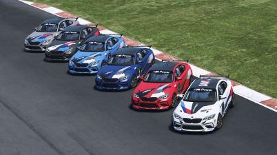 BMW Sim Motorsport Saison 2020 ©BMW