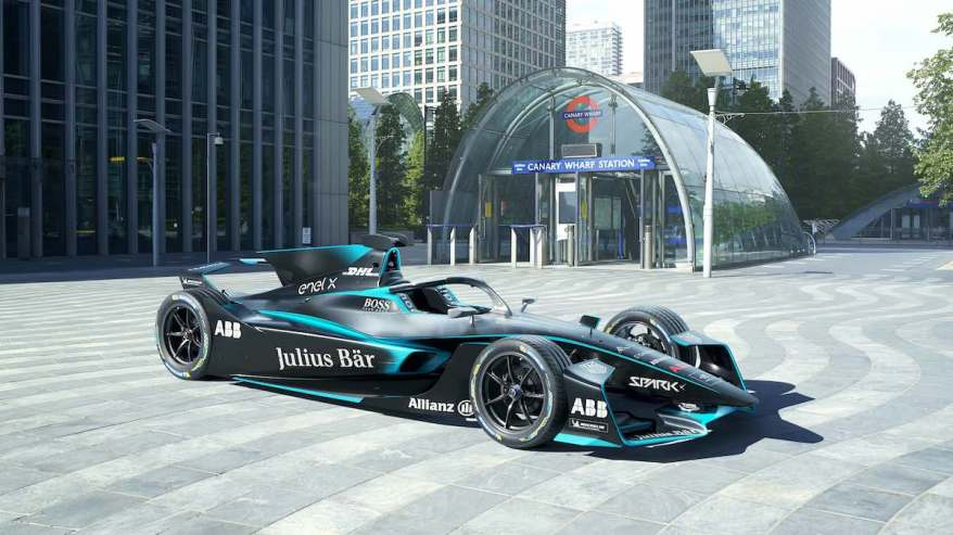 Gen 2 Evo ©Courtesy of Formula E
