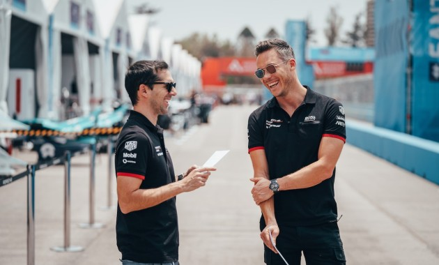 Neel Jani und Andre Lotterer, Porsche ©Porsche