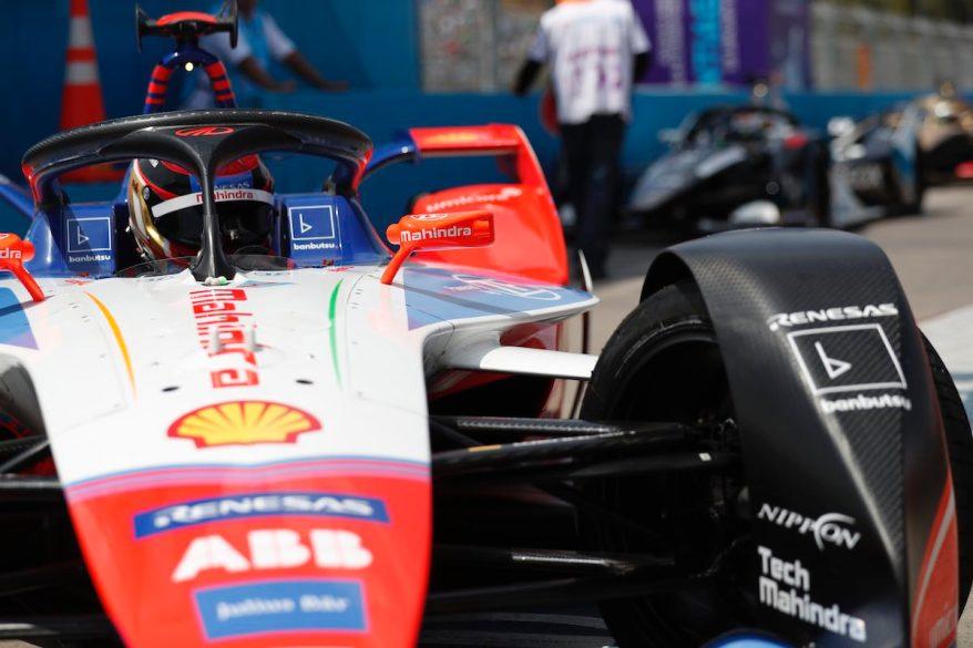 Pascal Wehrlein (DEU), Mahindra Racing, M6Electro ©courtesy by FormulaE